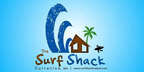 CAN Surf Shack Parents/Guardians Session tickets
