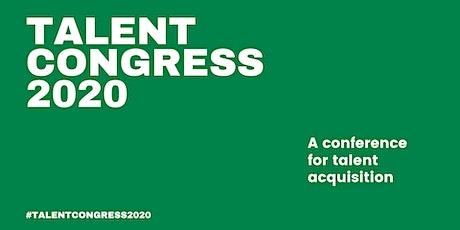 Talent Congress 2020 tickets