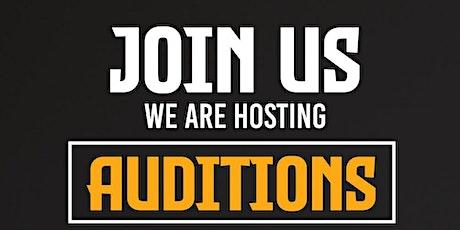 Agency Casting (Talent Media Matrix) tickets