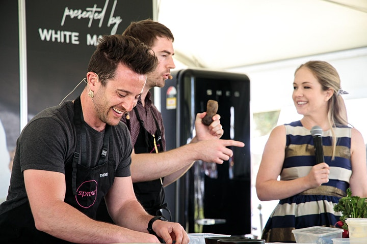 Gather & Graze South Australia Presented by CheeseFest image