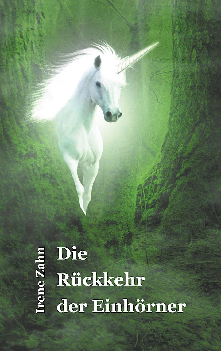 """Buchlesung """"Die Rückkehr der Einhörner"""" von Irene Zahn image"""