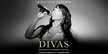 DIVAS: Featuring Gem Rose tickets