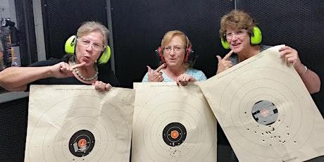 4WBW ~ Basic 101 Firearm Training (Pistol) tickets