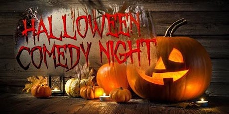 Halloween Stand-up Special! Tickets