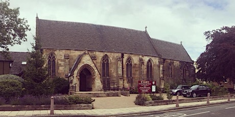 St Mary's Scottish Episcopal Church, Hamilton Sunday Eucharist tickets
