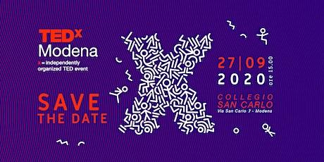 TEDxModena - Better Together biglietti