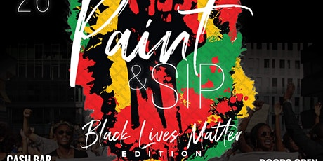 Black Lives Matter Paint Night tickets