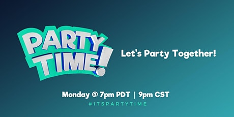 Party Time!  [An Online Party] tickets
