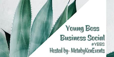 Sunday Holistic Healing Social #SHHS - Young Boss Business  Social #YBBS tickets