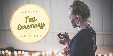Women's Monthly Tea Ceremony (virtual) tickets