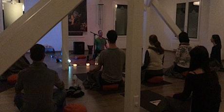 Mantra Nacht - Meditation im Yoga Raum Luzern Tickets