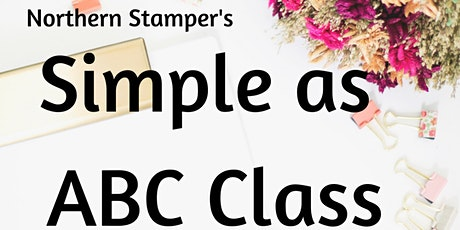 Simple As ABC Class [Virtual Class] tickets