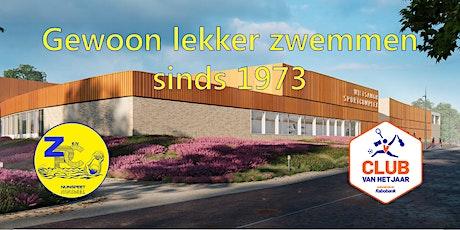 Donderdag18.00-19.00 Zwemtraining (selectie) tickets