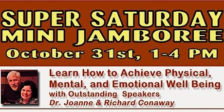 Super Saturday Mini Jamboree with Dr. Joanne & Richard Conaway tickets