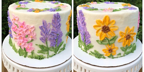 Sculpting Flowers w/Buttercream  at Fran's Cake and Candy Supplies tickets
