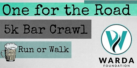 One for the Road 5k Bar Crawl tickets