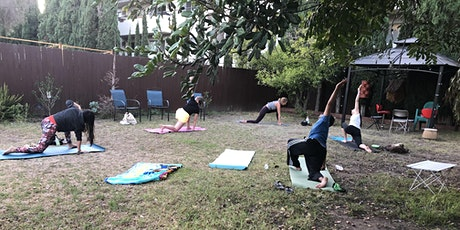 Outdoor Cat Yoga & A Cocktail! -- September 26th 6:00PM tickets