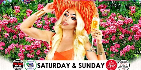 R House Saturday Drag Brunch tickets