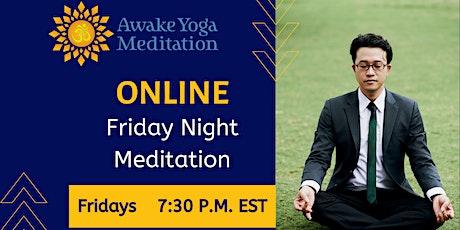 Friday Night Meditation tickets