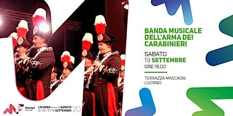 BANDA MUSICALE DELL'ARMA DEI CARABINIERI biglietti
