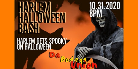 Harlem Haunted Halloween Bash tickets