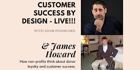 How non-profits think about donor loyalty and customer success. tickets