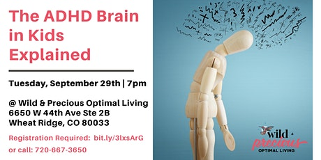 ADHD Brain in Kids Explained tickets