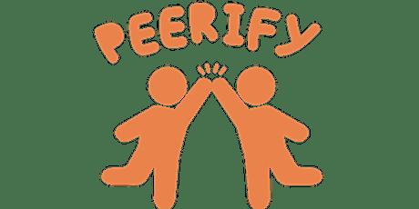 Peerify Calgary- Stress and coping strategies tickets