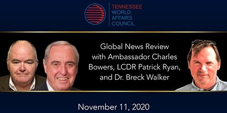 Global News Review | Nov 11 tickets