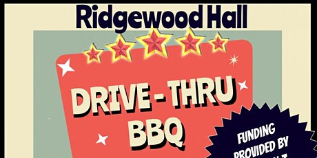 Ridgewood Drive Thru BBQ tickets