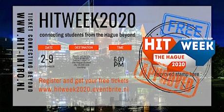 Postponed HITweek2020 - Den Haag Introweek tickets