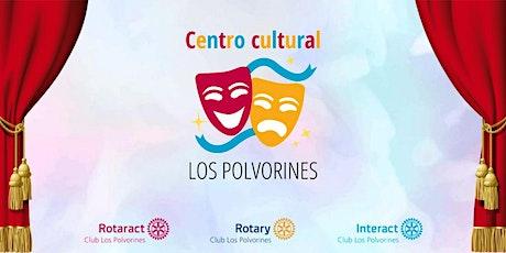 Centro Cultural Los Polvorines entradas