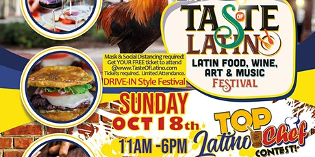 FORD's Taste of Latino Food, Art, Beer, Wine and Music Festival tickets
