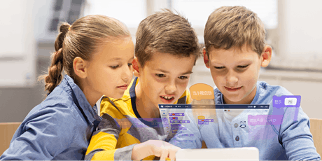 Kids Coding  Camp at Stanhope Gardens-  CS First : Scratch  (5-7years old) tickets