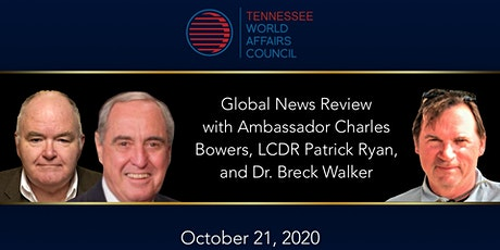 Global News Review | Oct 21 tickets