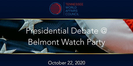 Presidential Debate Watch Party | Oct 22 tickets