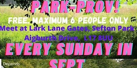 ParkProv tickets