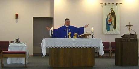 Holy Family Parish - Sunday Mass - Saturday 4pm tickets