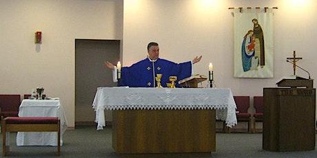 Holy Family Parish - Sunday Mass - Sunday 8am tickets