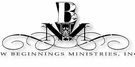 New Beginnings Ministries Sunday Morning Worship tickets