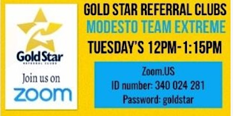 Modesto Team Extreme tickets