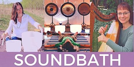 Soundbath Journey Yeg: Fall Sessions tickets