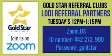 Lodi Referral Partners tickets