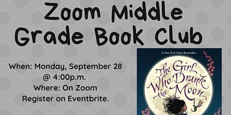 Middle Grade Book Club tickets