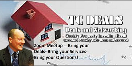 Networking your Deals and Services, TC Deals Detroit Metro with TODD tickets