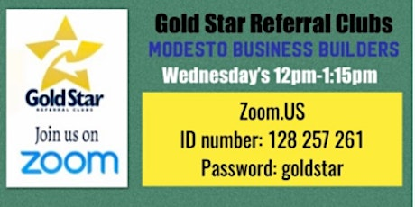 Modesto Business Builders tickets