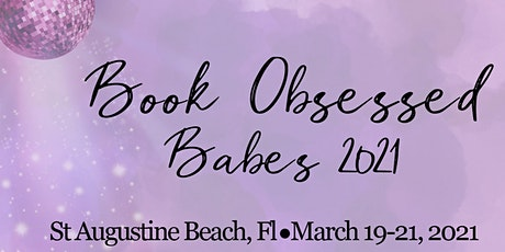 Book Obsessed Babes Author Signing Event 2021 tickets