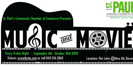 Movies & Music  @The Lake tickets