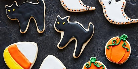 Halloween Cookie Decorating with Mrs. Chadwick! tickets