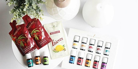 Essential Oils 101-Introduction to Using Essential Oils tickets